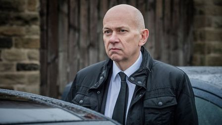 Vincent Franklin as Andy Shepherd in Happy Valley