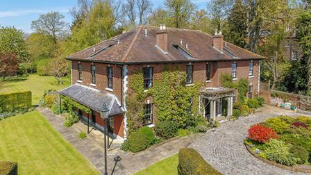 Orchard House, Holywell Hill, St Albans