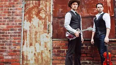 The James Brothers will appear at Folk at the Maltings in St Albans [Picture: Elly Lucas]