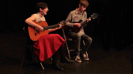 New Roots finalists Shorelark will appear at Folk at the Maltings