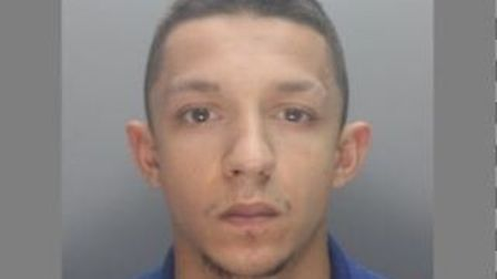 Sam Pearce, who was convicted of causing actual bodily harm by St Albans crown court.