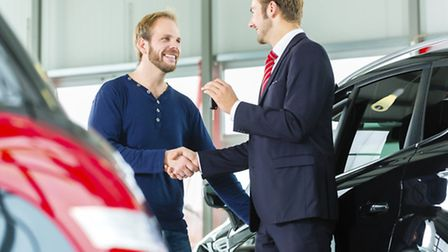 You can drive away the very same day at Peterborough's used car supermarket Carworld