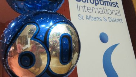 The St Albans soroptimists will be celebrating their 60th anniversary next month.