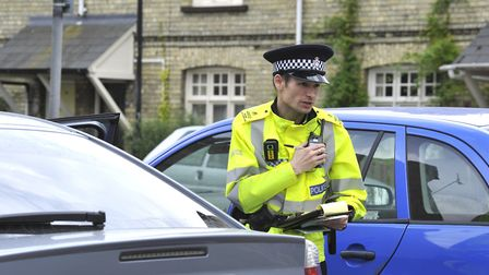 Police are urging people to lock their cars