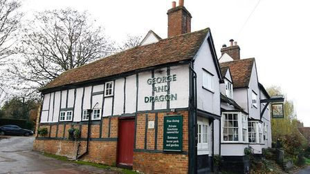 The George and Dragon, High Street