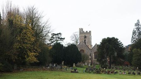 St Andrew and St Mary parish church dates back to the 16th century