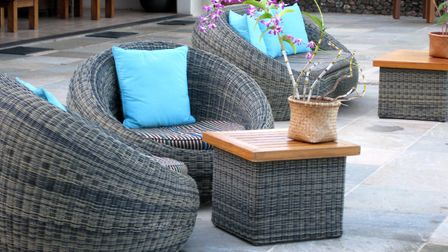 Rattan furniture is more popular than ever