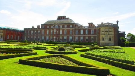 There's lots going on at Wimpole throughout April. Picture: Phoebe Taplin