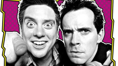 Dick and Dom bring their live show to The Alban Arena in St Albans