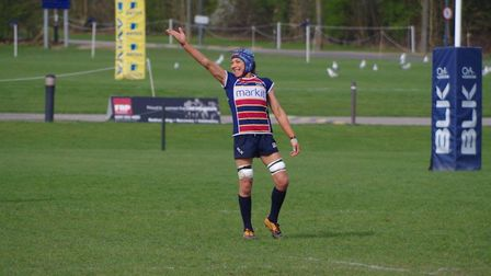 Kate Barnes has retired from playing for OA Saints