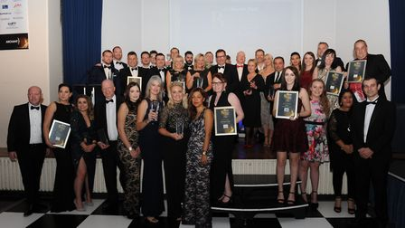 Hunts Post Business Awards 2016