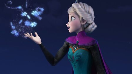 There is a frozen sing-along in Royston this weekend. Picture: Disney