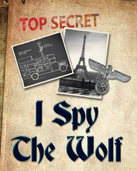 The cover of I Spy The Wolf