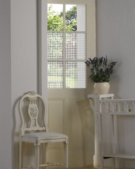Purlfrost partial obscure window films offer varying levels of privacy whilst allowing plenty of nat