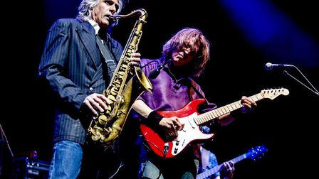 The Dire Straits Experience can be seen live at The Alban Arena in St Albans