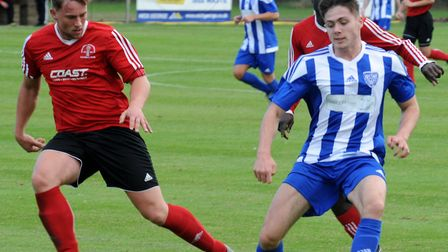 Tom Coles had a goal disallowed as Eynesbury lost at home.