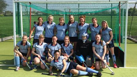 St Neots Ladies 2nds