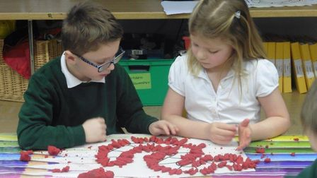 Upwood Primary School has been rated good by Ofsted inspectors.