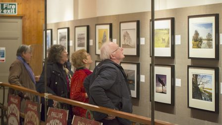 The Royston Photographic Society are celebrating 30 years with an exhibition at Royston & District M