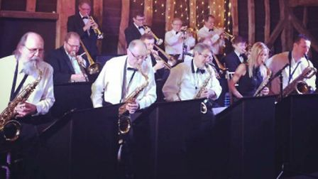 Opus 17 are Royston's very own swing band.