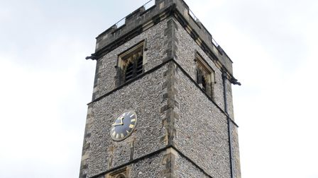 The Clock Tower. Credit: Catherine Gill