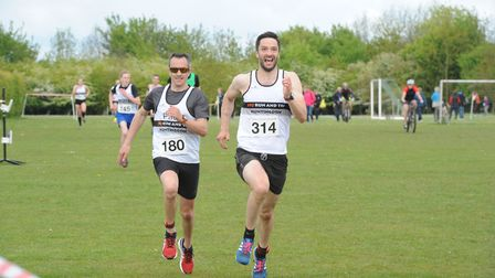 The BRG Mayor of Huntingdon's Charity Race took place at Jubilee Park, in Huntingdon, on bank holida