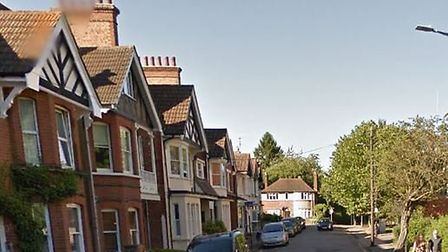 Russell Avenue. Credit: Google
