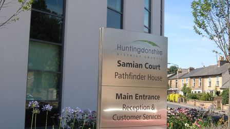 Huntingdonshire District Council was asked to consider a viability report.