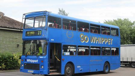 Classic buses and coaches will be out in force for this year's Busfest