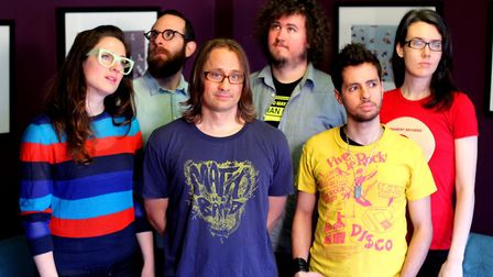 Wheatus are coming to The Horn in St Albans [Picture: Meg Skaff]