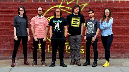 Wheatus will play The Horn in St Albans [Picture: Meg Skaff]