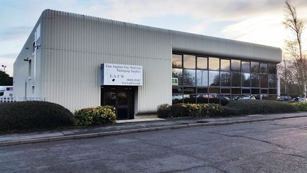 East Anglian Fine Weld has moved into a new unit in Huntingdon