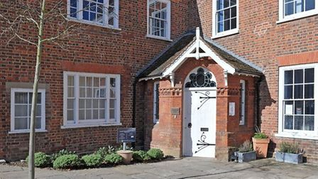 The inquest was heard at Lawrence Court, in Huntingdon.