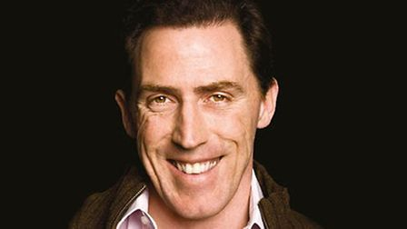 Rob Brydon stars in 'Swimming with Men'