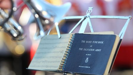 The Band Tune Book of The Salvation Army