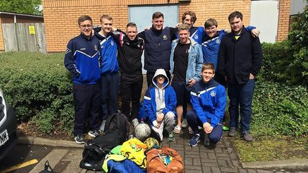 St Albans City Disability side finished third nationally in the FA People's Cup.