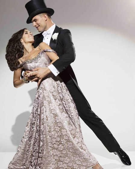Strictly Come Dancing stars Aljaz Skorjanec and Janette Manrara will bring their Remembering Fred to