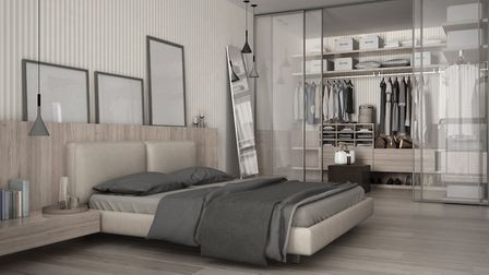 Follow Tracy's simple steps to get your bedroom in order