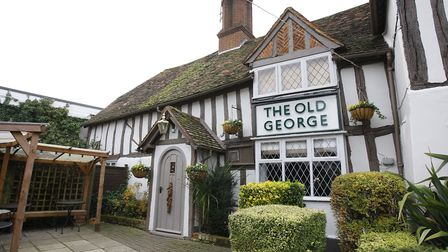 The Old George, Ickleford