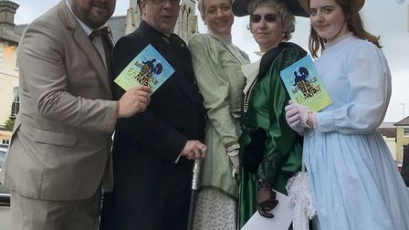 The Centre Theatre Players present The Importance of Being Earnest