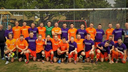 Football match held in memory of Liam Brading and Tom Lukey
