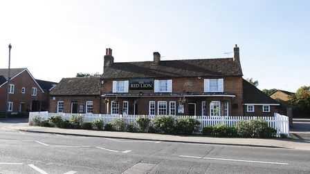The Red Lion, Woolmer Green