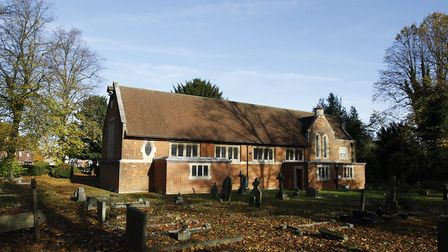 St Michael and All Angels church, Woolmer Green
