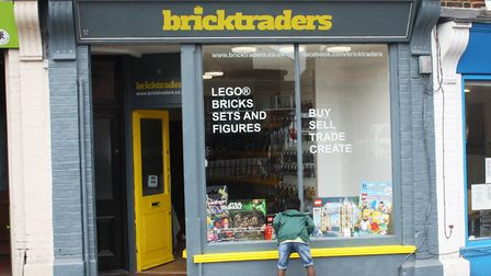 Bricktraders in St Albans - picture by Chris Jenkins.