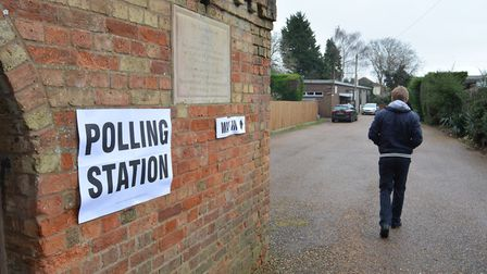 Voters will be going to the polls in Cambridgeshire today.