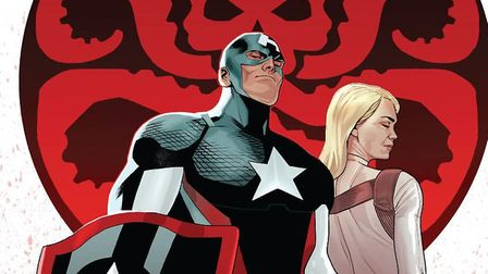 Captain America: Steve Rogers: The Trial of Maria Hill