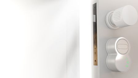 Smarke's smart lock solution - no keys required