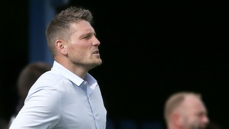 Former St Albans City manager Jimmy Gray has joined the management team at Wealdstone. Picture: LEIG