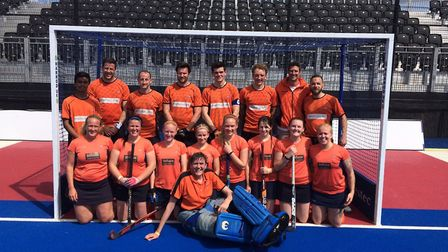 St Albans Hockey Club battled to fourth at the National Mixed Finale Competition at Lee Valley.