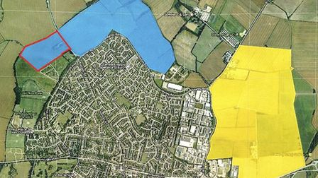 Petition launched over fears town is set for more housing